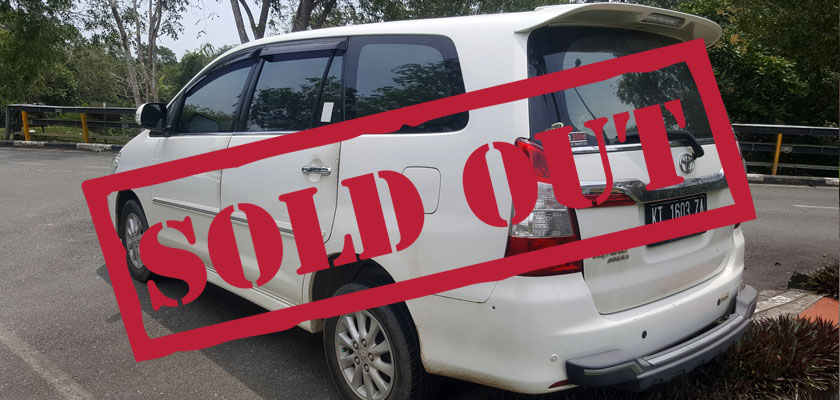 Gambar MPV Toyota Kijang Innova 2013