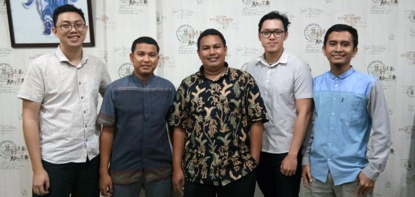 Perkuat Kemampuan Teknis Tim IT, Vadhana Hadirkan Pembicara dari Politeknik Caltex Riau