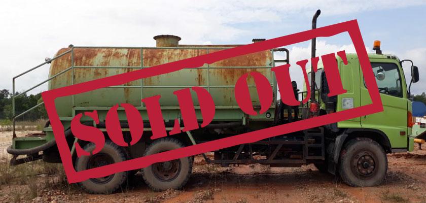 Gambar Vaccum Truck Hino