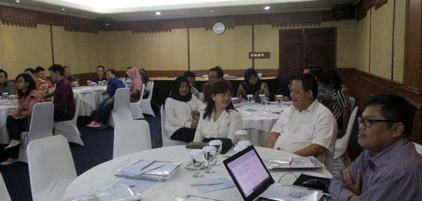 Vadhana Adakan Training Manajemen Mutu ISO 9001:2015