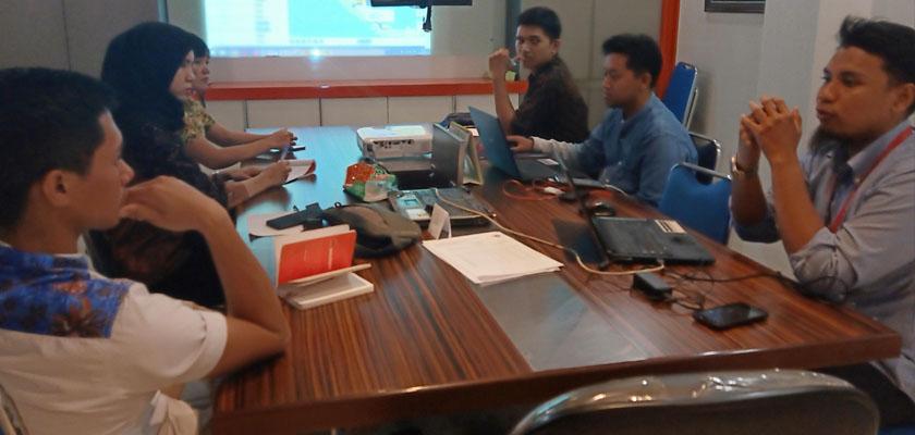 Vadhana Adakan Training Monitoring & Report GPS