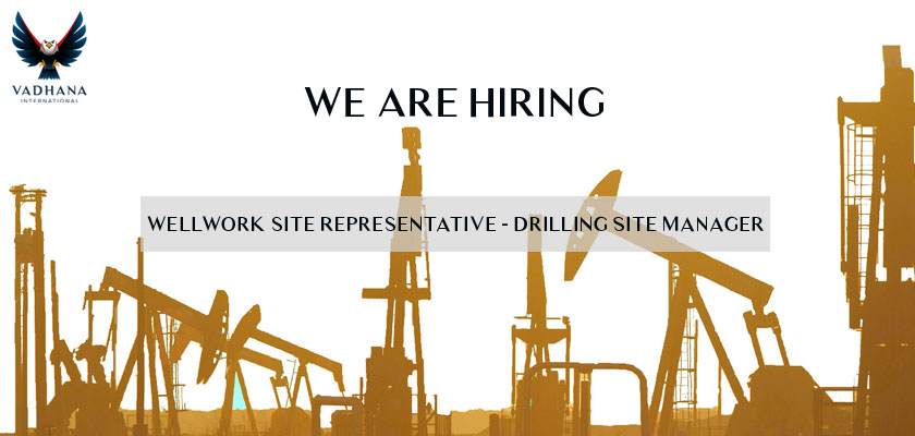 Gambar Wellwork Site Representative - Drilling Site Manager