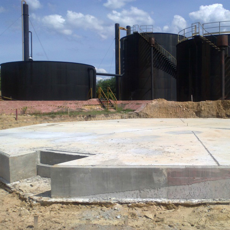 Foundation Tank 2