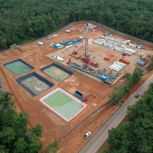 Design Slope Protection dan Konstruksi Wellpad Oil & Gas Project - 1