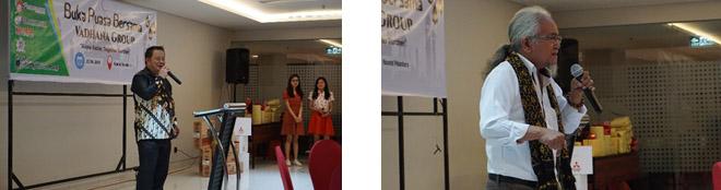 buka puasa vadhana group di novotel pekanbaru