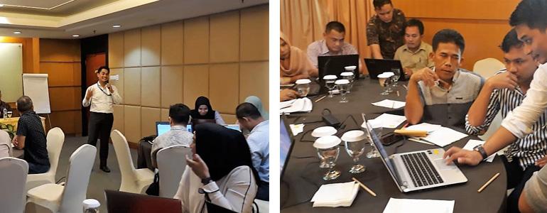 Diskusi Kelompok PT Vadhana International